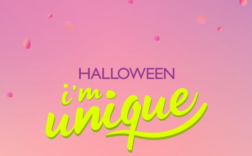 هالووین من منحصربهفرد هستم