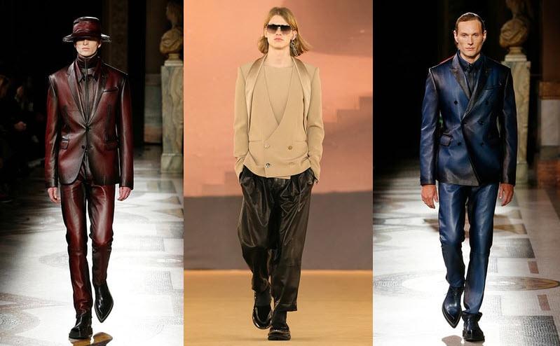 لباس های جدید پاییز-زمستان - تمام چرم