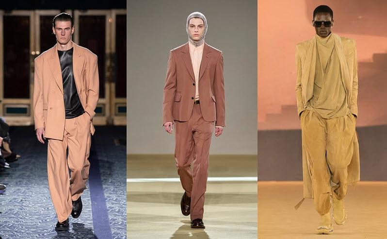 لباس های جدید پاییز-زمستان - تراکوتا