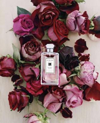 رایحه های زنانه مخصوص روز ولنتاین-جو مالون رد رز (Jo Malone Red Roses)