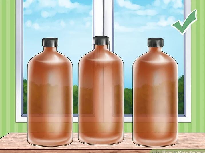 آموزش ساخت عطر-ظرفهای شیشهای تیره خریداری کنید