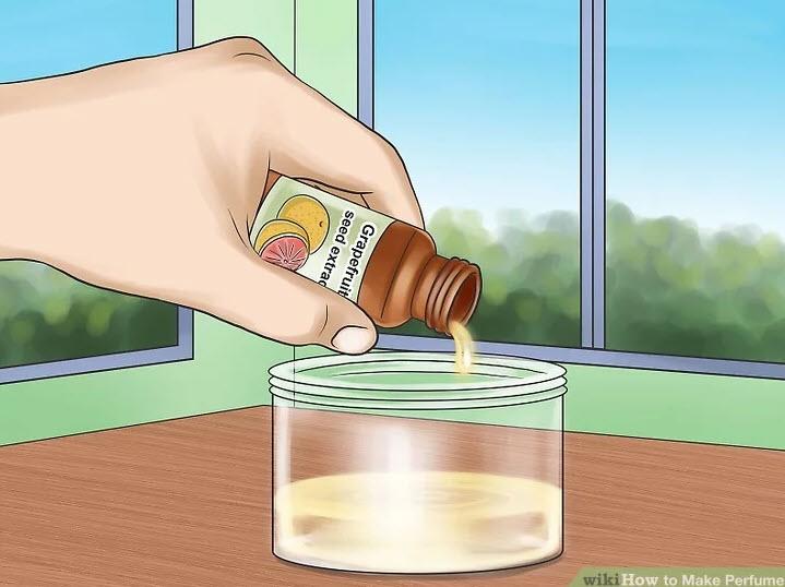 آموزش ساخت عطر-روغن معطر خود را نگهداری کنید
