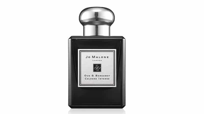 عطر لوکس مردانه برای سال 2020- عطر جو مالون با رایحه ی شدید عود و نارنج (Jo Malone Oud & Bergamot Cologne Intense)