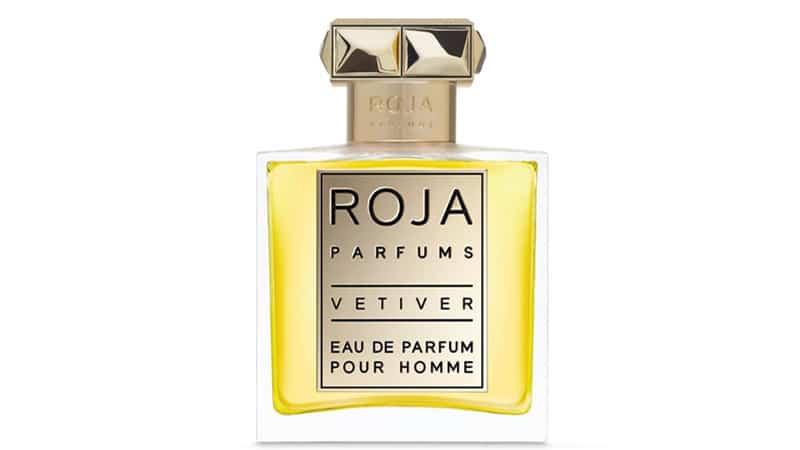 عطر لوکس مردانه برای سال 2020-عطر Vetiver از برند روژا داو (Roja Dove Vetiver)