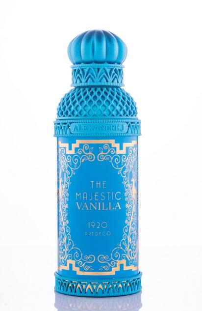 مجستیک وانیلا (Majestic Vanilla)-کالکشن جدید برند الکساندر جی