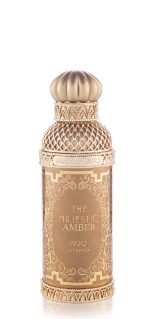 مجستیک امبر (Majestic Amber)-به معنای عنبر شگفتانگیز-کالکشن جدید برند الکساندر جی