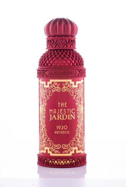 مجستیک خاردین (Majestic Jardin)-به معنای باغ شگفتانگیز-کالکشن جدید برند الکساندر جی