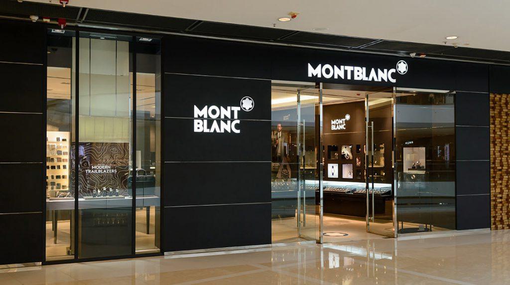 برند مونت بلانک