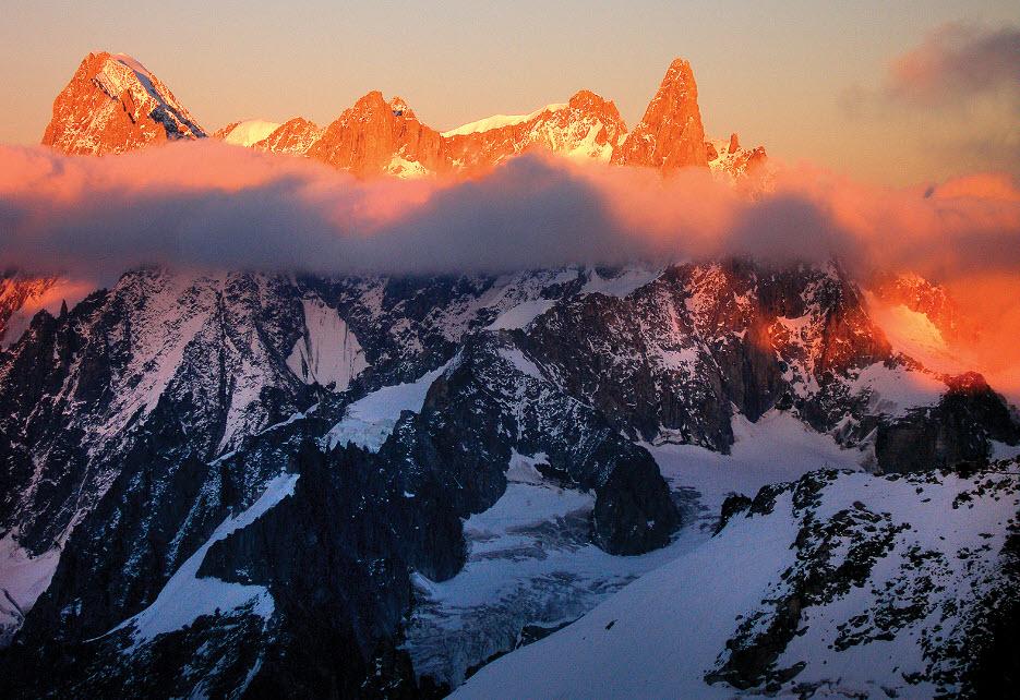 کوه مونت بلانک