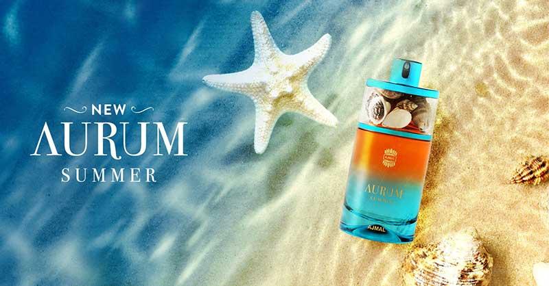 آجمال آیوروم تابستانی (Ajmal Aurum Summer)