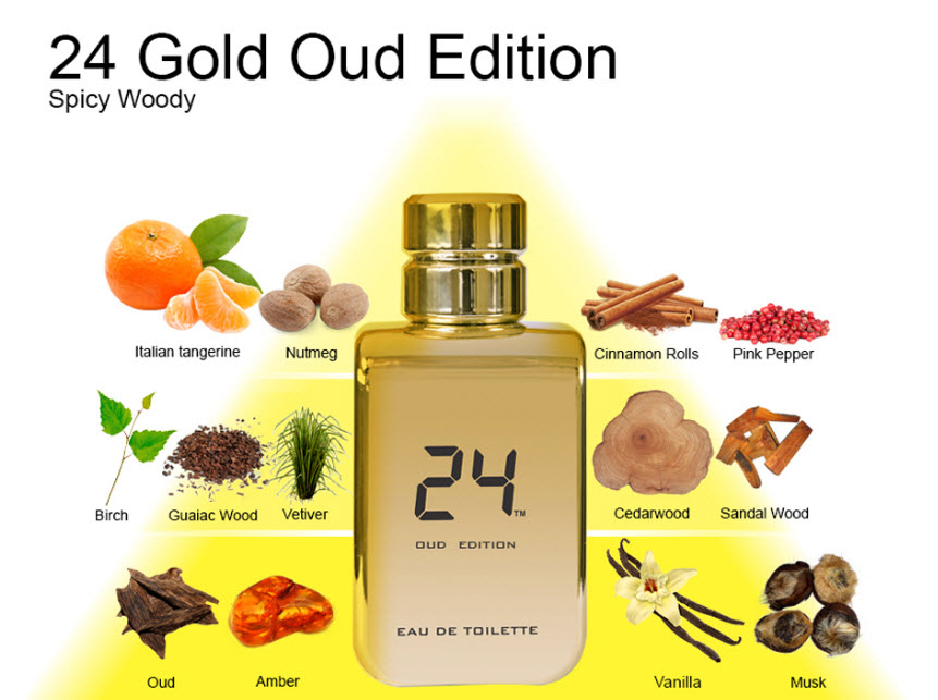 24 Gold Oud Edition