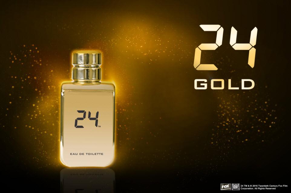 عطر 24 گلد