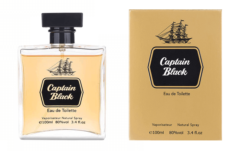 ادکلن کاپیتان بلک