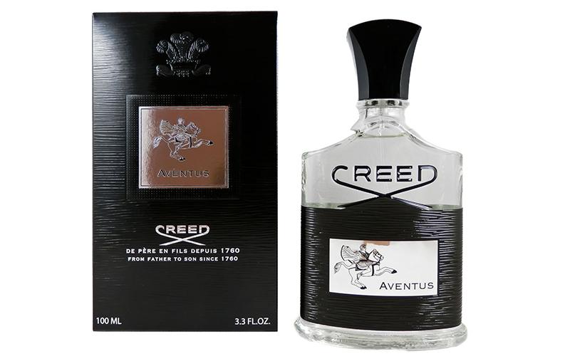 ادکلن مردانه تلخ و خنک کرید اونتوس - Creed Aventus
