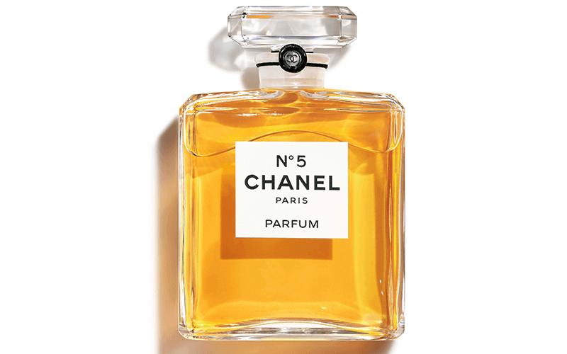 شنل شماره 5 (Chanel N°۵) معروفترین ادکلن زنانه