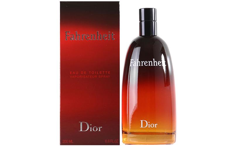 عطر مردانه خنک و تلخ دیور فارنهایت - Dior Fahrenheit