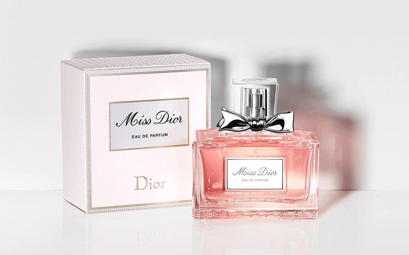 معروفترین ادکلن زنانه میس دیور- Miss Dior