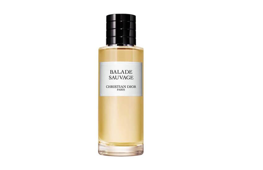 گرانترین عطر زنانه BALADE SAUVAGE