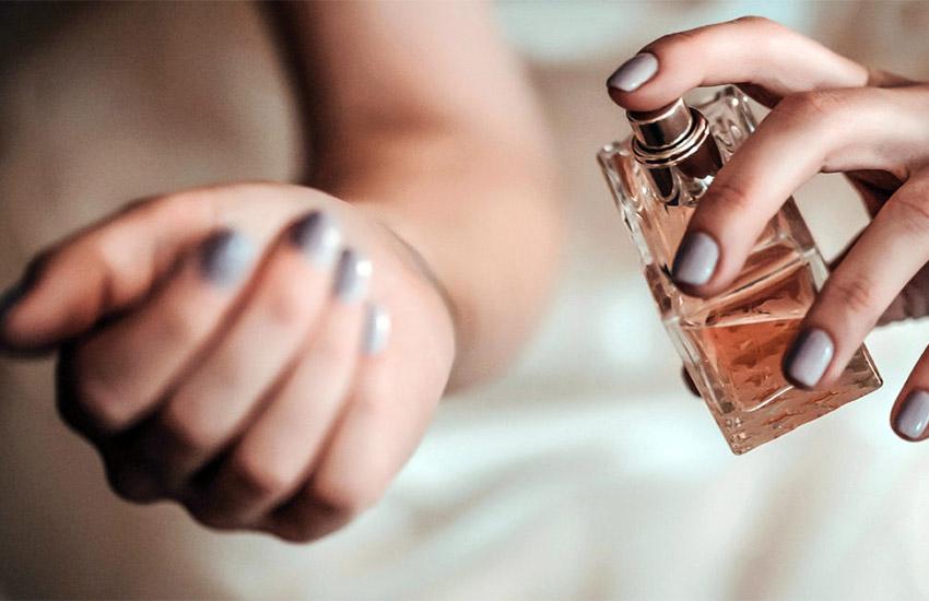 افزایش بوی عطر و ادکلن - مالش عطر ممنوع