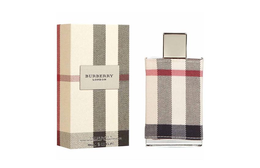 بهترین عطر زنانه از نظر آقایان - باربری (Burberry)