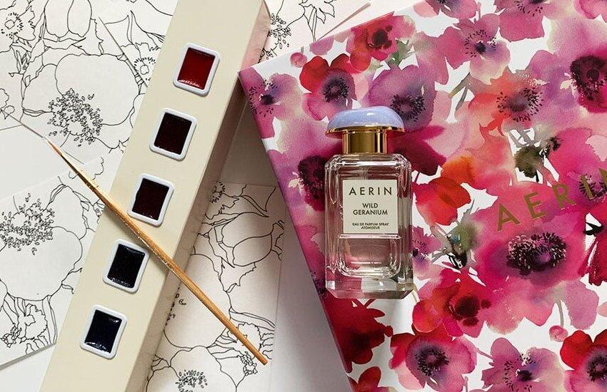 Estee Lauder AERIN Beauty Wild Geranium