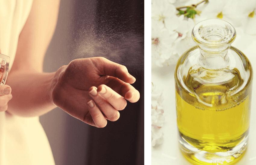 ساخت عطر بدون الکل