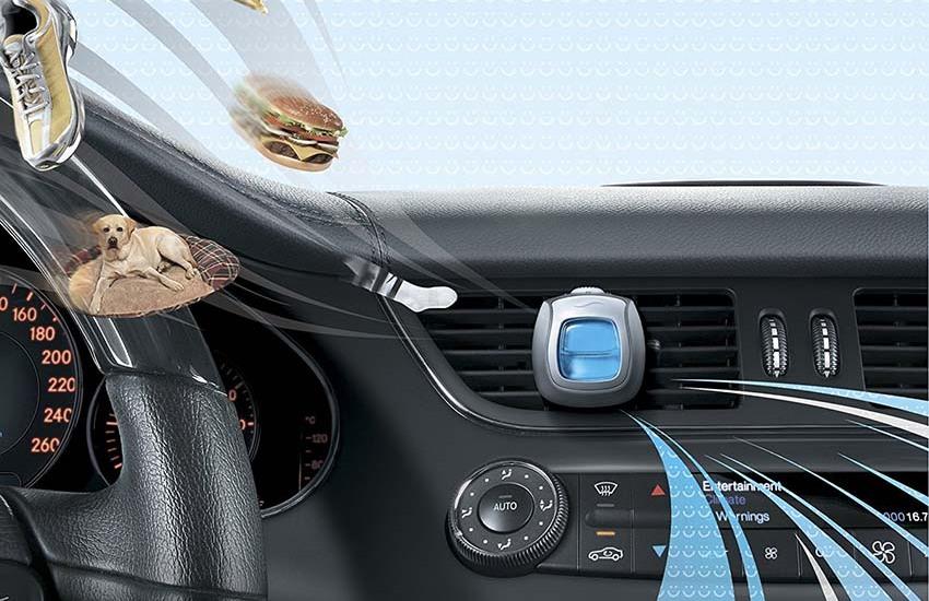 استفاده از خوشبو کننده خودرو