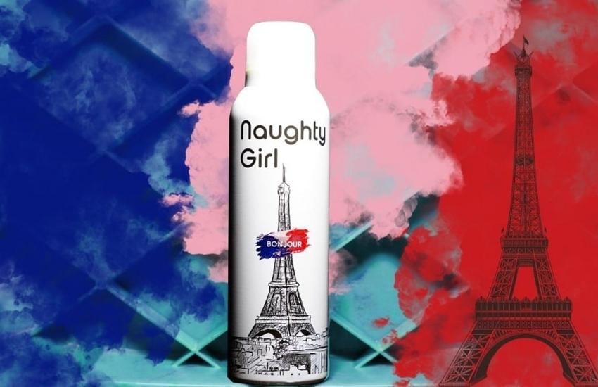 اسپری بدن Naughty Girl
