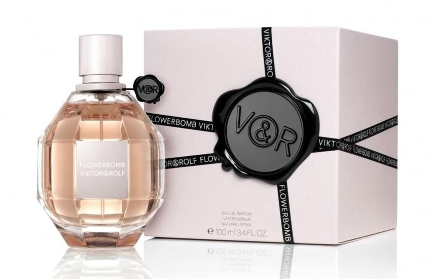 عطر ادو پرفیوم زنانه ویکتور اند رالف مدل فلور بامب Flowerbomb Eau de Parfum Spray