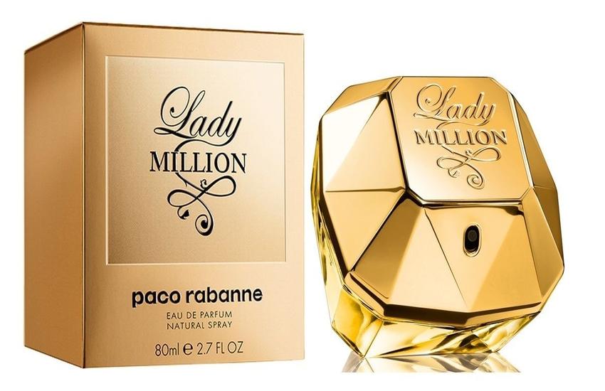 عطر زنانه Lady Million by Paco Rabanne